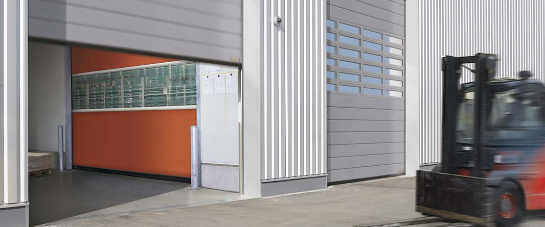 Automatic High Speed Doors