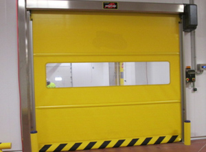 automatic-high speed Mirflex doors